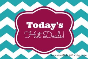 today's hot deals