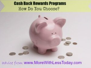 Thumbnail image for Comparing Cash Back Rewards Programs: Which Sites Gives You the Most?