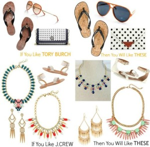 Thumbnail image for Cheap and Chic: Top Designer Looks on a Budget