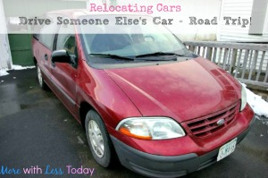 relocating cars