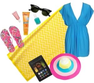 Thumbnail image for Chic and Cheap: Beach Bag Essentials