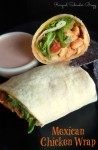 Thumbnail image for Mexican Chicken Wraps