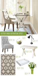 Thumbnail image for Copycat Decorating: Pottery Barn Office for Less!