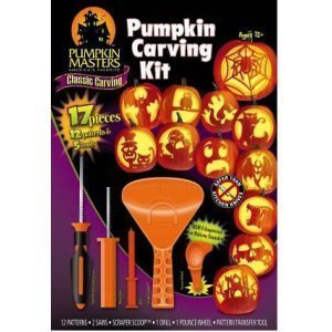amazon pumpkin carving kit