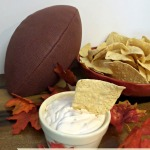 Creamy Chipotle Onion Dip Home-Gating with Hellman's and TABASCO