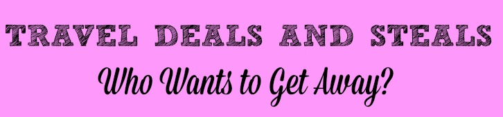 travel deals and steals