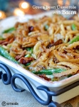 Thumbnail image for Green Bean Casserole with Bacon: A New Twist!