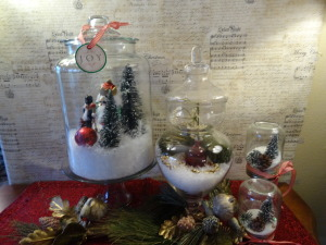 Thumbnail image for DIY Crafts: Make a Winter Wonderland from Old Jars