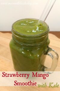 Thumbnail image for Strawberry Mango Smoothie