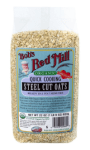 Thumbnail image for Inexpensive Bob's Red Mill Products (Steel Cut Oats, Granola + More)