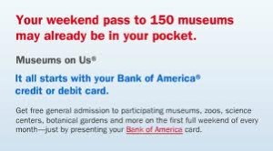 bofa museums on us