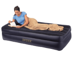 Thumbnail image for Inflatable Airbed With Built-in Electric Pump $16.74 (Reg. $54.99)