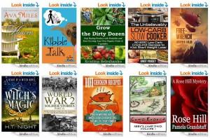 10 Free Kindle books 2-28-15