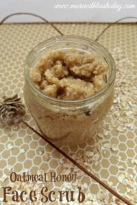 Thumbnail image for Oatmeal Honey Face Scrub