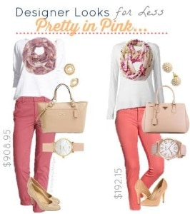 Thumbnail image for Get the Nordstrom Designer Look for Less: Pretty in Pink