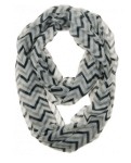 Thumbnail image for Infinity Chevron Scarfs Only $3.69 Shipped