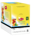 Thumbnail image for Lipton Iced Sweet Tea K Cups Just $0.28 Each!