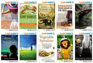 10 Free Kindle Books 3-2-15
