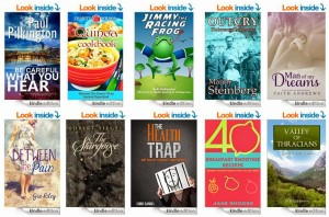 10 Free Kindle Books 3-4-15