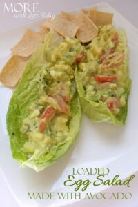 Thumbnail image for Egg Salad Made with Avocado