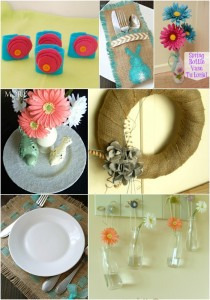 Thumbnail image for Spring Craft and Decor Ideas