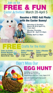 bass pro shops Easter 2015
