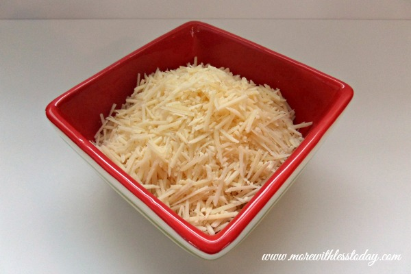 Asiago Cheese Bowls