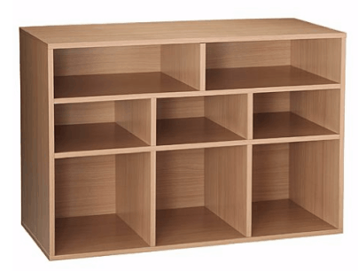 home storage cube on sale-Kmart sale home organizing- furniture to organize a kid's bedroom- organizing the house-storage for shoes-home storage sale items