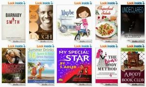 10 Free Kindle Books 4-28-15