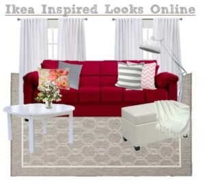 Thumbnail image for Ikea Inspired Living Room Decor