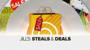Jill's Steals and Deals from The Today Show-Where are Jill's Steals and Deals from The Today Show? NBC deals and steals, Jill Martin steals and deals, seen on the Today Show, steals and deals Today