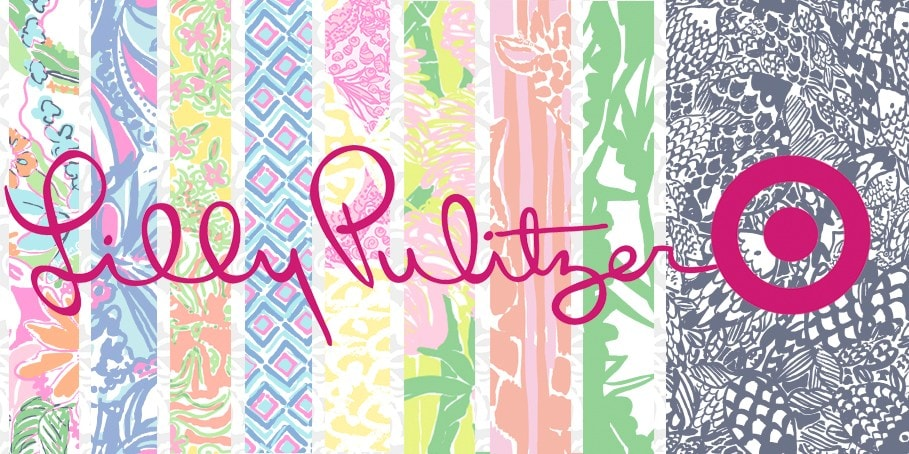 Lilly Pulitzer for Target today, what time will the Lilly Pulitzer Target Collection be live online? when to buy Lilly Pulitzer for Target items,
