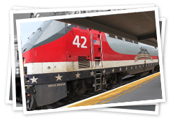 amtrak train days