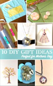 Thumbnail image for Mother's Day DIY Gift Ideas