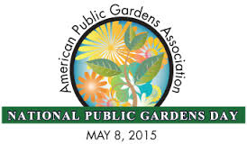 national public gardens day 2015