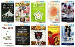 10 Free Kindle Books 5-27-15