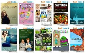 10 Free Kindle Books 5-4-15