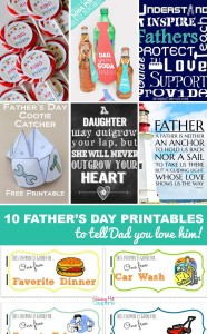 Thumbnail image for Free Father's Day Printables