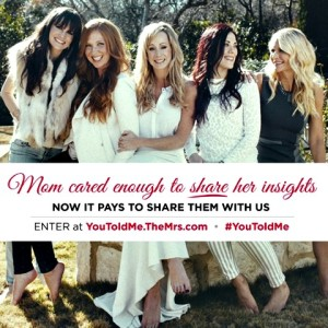 Thumbnail image for What Mom Told Me Mother's Day Contest – Share Mom's Wisdom