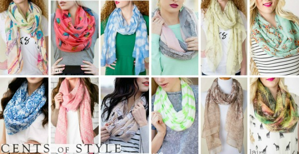 beautiful summer scarves for $3.98 including the shipping, summer scarves on sale, inexpensive gifts under $10, summer fashion
