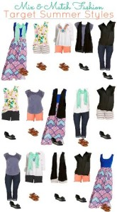 Thumbnail image for Target Summer Styles – Mix and Match Fashion on a Budget
