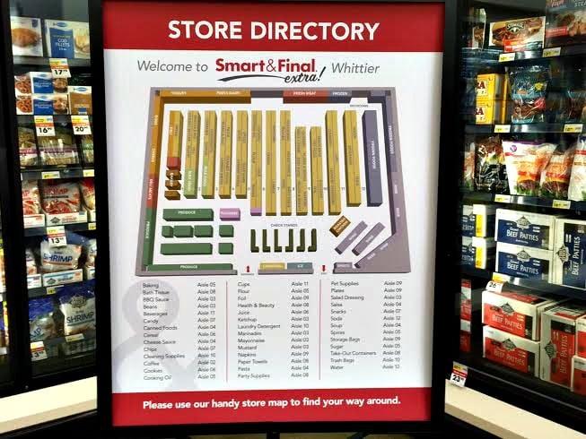 a store directory smart & final