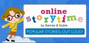 barnes & noble storytime