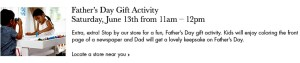 new father's day gift activity pottery barn kids