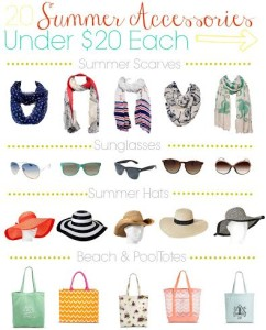 Thumbnail image for Target Deal: 20 Summer Accessories Under $20