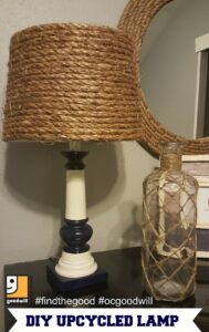 Thumbnail image for Turn an Old Lamp Into Nautical Decor