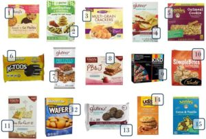 Thumbnail image for Gluten Free Snacks You Can Buy Online