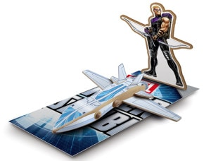 hawkeyes quinjet lowes