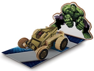 hulk's tank