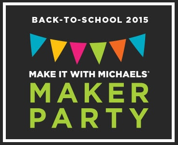 michaels back to school maker party